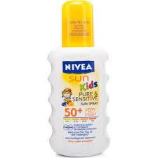NIVEA SUN KIDS PURE ET SENSITIVE 200ML.j