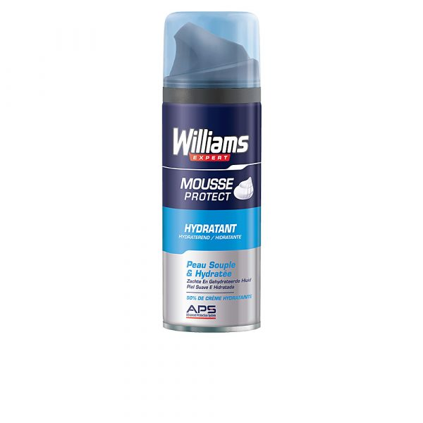 WILLIAMS EXPERT MOUSSE A RASER PROTECT H